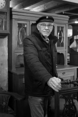 Antiques Dealer, 2016 | People of the 21st Century