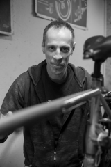 Bycicle Mechanic, 2014 | People of the 21st Century