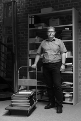 Director of a City Archive, 2017 | People of the 21st Century