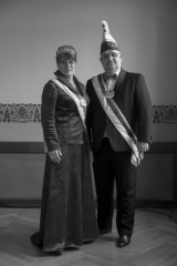 Carnival's Prince and Princess, 2014   People of the 21st Century